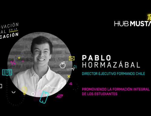 HUB Mustakis Talks: Formando Chile